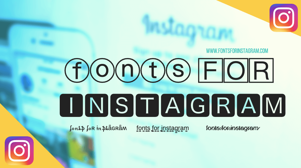 Best Fonts Generator Website for Instagram
